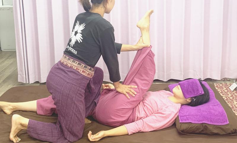 タイ古式マッサージ~Cen-prana(センプラーナ)~成増駅徒歩2分の女性限定ほぐしストレッチ整体&マタニティマッサージ&ハイパーナイフのお店